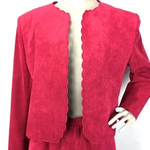 Adolph Schuman for Lilli Ann Skirt and Blazer Suit